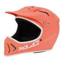 Шлем XLC Full Face, оранжевый, L/XL (58-60) (2500179950)