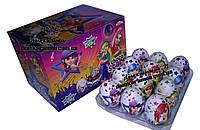Шоколадное яйцо Choco Stars (Шоколадные Звезды) 24 шт; 25 гр (ANL)