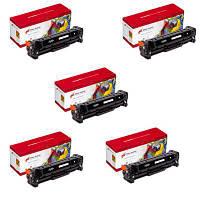 Картридж Static Control HP CLJ CB542A (125A) 1.4k yellow (RCCB542A-CC)