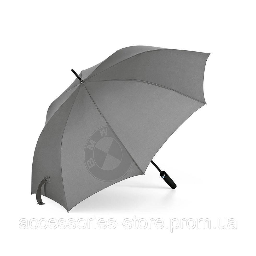 Зонт-трость BMW Graphic Stick Umbrella, Space Grey