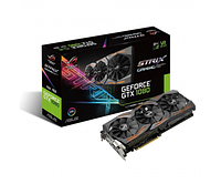 Видеокарта ASUS GeForce GTX 1080 Strix Advanced 8GB GDDR5X
