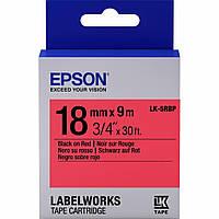 Лента для принтера этикеток EPSON LK5RBP (C53S655002)
