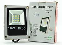Светодиодный прожектор 10W SMD 5730 Холодный белый СВДТ