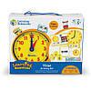 """Игровой набор """"Изучаем время"""" от Learning Resources, фото 3"""