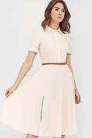 Жіноче класичне розове плаття Viva