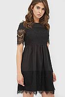 Жіноче чорне плаття Rosa