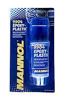 Manol Клей 2х компонентный для пластика прозрачный