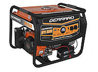 Gerrard GPG3500 Электрогенератор бензиновый (Четырехтактный, 2.5 кВт, 2.8 кВт, ручной старт) код 43233
