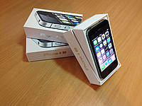 Новый! Apple Iphone 4S 32GB Black(Черный) . Гарантия + Подарки.РАСПРОДАЖА!!!