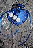 Свадебный замок (синий)