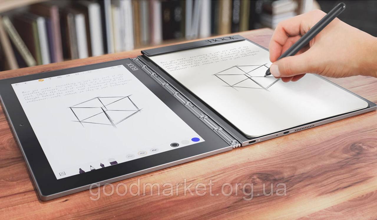 Планшет Lenovo YOGA Book x5-Z8550/4GB/64/Android 6.0 Grey LTE (ZA0W0073PL)