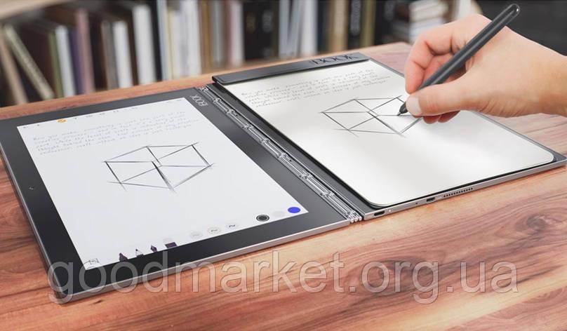 Планшет Lenovo YOGA Book x5-Z8550/4GB/64/Android 6.0 Grey LTE (ZA0W0073PL), фото 2