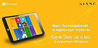 Планшет Kiano SlimTab PRO 2 Full HD Z8300/2GB/32GB/Windows10
