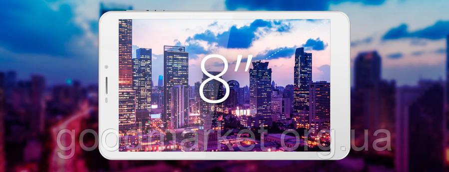 Планшет Kruger&Matz EAGLE 805 LTE MT8735/1GB/8GB/Android 6.0 biały (KM0805-W), фото 2
