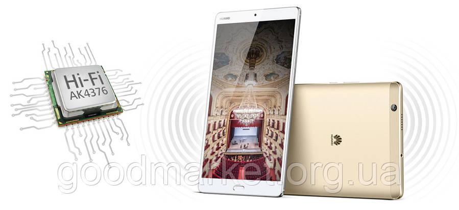 Планшет Huawei MediaPad M3 8.0 LTE Kirin950/4GB/64GB/6.0 ( BTV-DL09 LUXURIOUS GOLD), фото 2