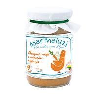 Пюре Каша из курятины и овощей с 9 месяцев 190 г  Marmaluzi 1283203