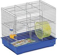 Клетка для грызунов Природа Микки с колесом  (37*25*30 см)