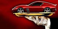 Колодки тормозные передние SCT SP315 PR Fiat Doblo 1/4 бензин Дима паролон -