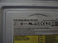 Dvd привод для системника б.у. sh-s203 Samsung