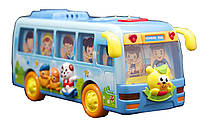 Игрушка Танцующий автобус (908), Huile Toys