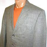 Лляний піджак STEEL (50-52), фото 2
