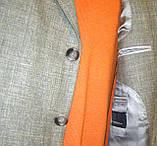 Лляний піджак STEEL (50-52), фото 5