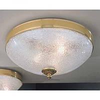 Потолочный светильник RECCAGNI ANGELO PL 4700/4 золото/белый