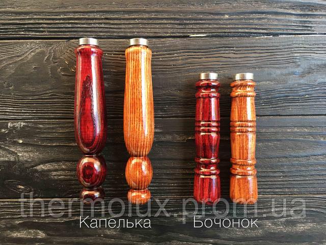 Цвет и дизайн ручек для шампуров