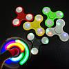 Спиннер Fidget spinner с LED подсветкой 3 режима (7 цветов)