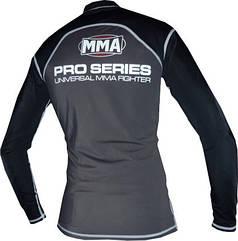 Рашгард Power System Combat Grey MMA-010
