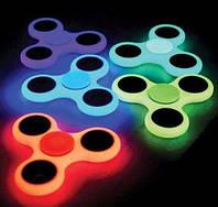 Спиннер фосфорный светящийся, неоновый Hand spinner