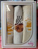 Кухонные полотенца 3шт 50*30 Турция