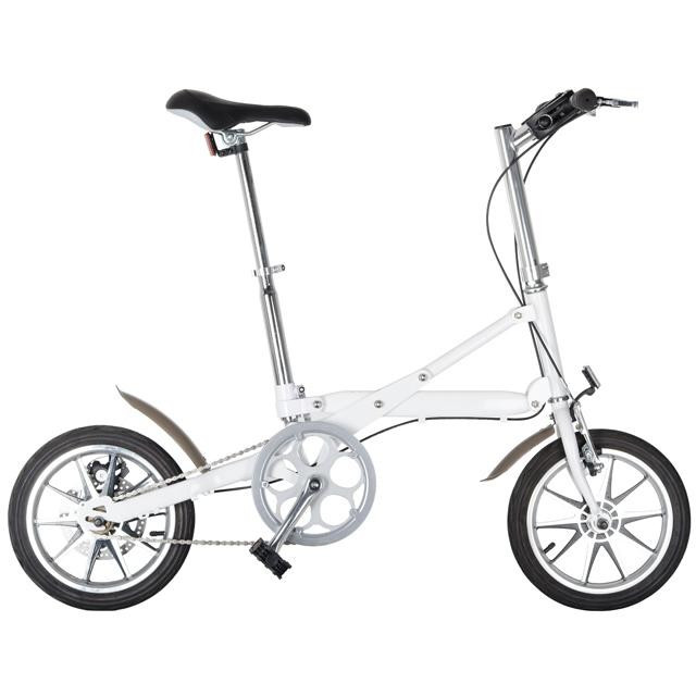 Велосипед розкладний INTERTOOL SS-0001