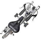 Велосипед розкладний INTERTOOL SS-0001, фото 7