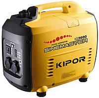 Бензогенератор инверторный Kipor IG2600
