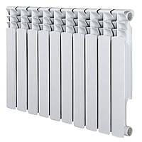 Биметаллический радиатор Grunhelm GR500-100 (боковое)