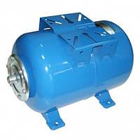 Гидроаккумулятор горизонтальный Werk 100 л (металл)