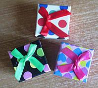 Яркие маленькие коробочки для колец от студии www.LadyStyle.Biz
