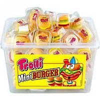 Желейные конфетыTrolli БУРГЕРЫ Германия 60 шт