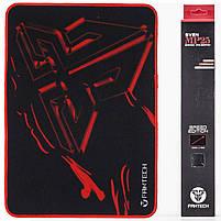 Игровой коврик FANTECH Sven MP25 Black для мыши матовая поверхность для игр геймера текстурированная ткань, фото 9