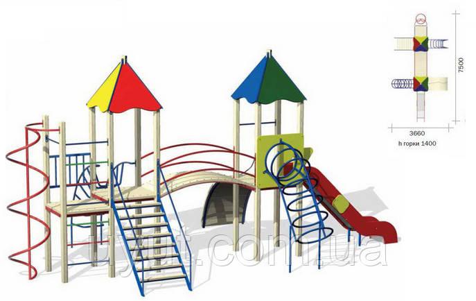 Игровой комплекс КС3-1