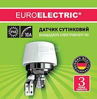 Фотореле EUROLAMP Выключатель сумеречный 25A, NEW, EUROELECTRIC