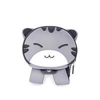 Nohoo Рюкзак маленький Серый котик
