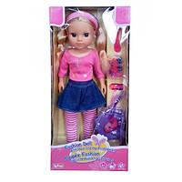LOTUS ONDA Кукла с набором одежды и аксесс., 38 см