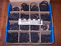 Набор уплотнительных колец (500 шт.) маслобензостойких трактора, грузовой машины, автобуса, тягача, спецтехники, комбайна, экскаватора, погрузчика