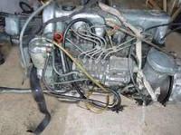 Двигатель 3.0D  OM 617 Mercedes 207-410 1977-1995