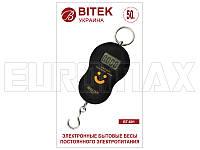 Весы электронные кантер BITEK 50кг YZ-BT-601
