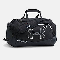 Спортивная сумка Under Armour Undeniable Small Duffel Bag Black Оригинал