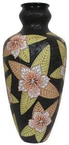 Ваза керамическая Фламенко