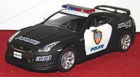 1:36 Nissan GT-R Police 2009